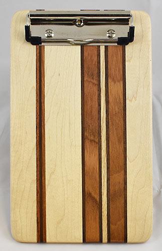Maple and Jatoba clipboard
